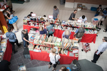 Bookfair North Point Mall